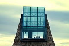 Toppen av Midstubakken i Holmenkollen