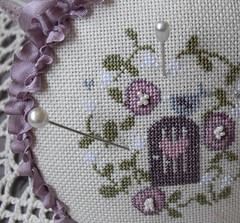 Petit panier Bonheur Rose Péridot (1)