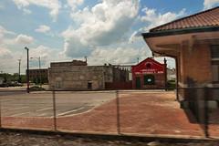 wholesale whiskey (skippy haha) Tags: train neworleans alabama crescent amtrak tuscaloosa damage jazzfest tornado skippyhaha