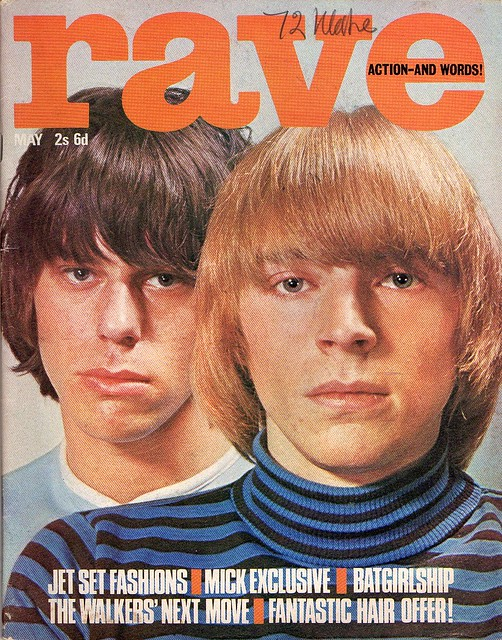 Rave Cover May 1966