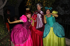 Anastasia, Lady Tremaine and Drizella
