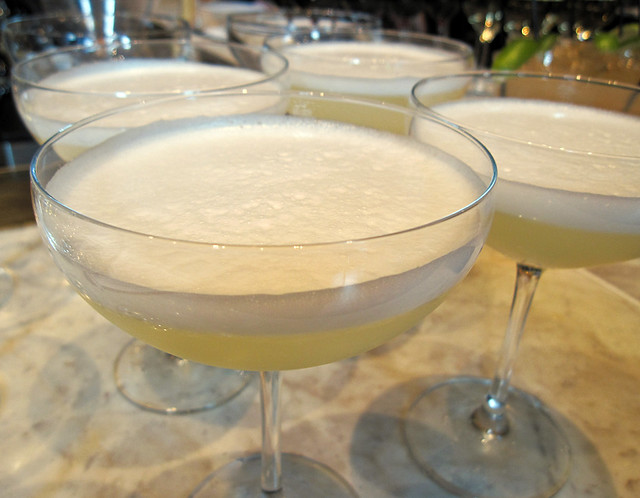 Tableau Bistro cocktails