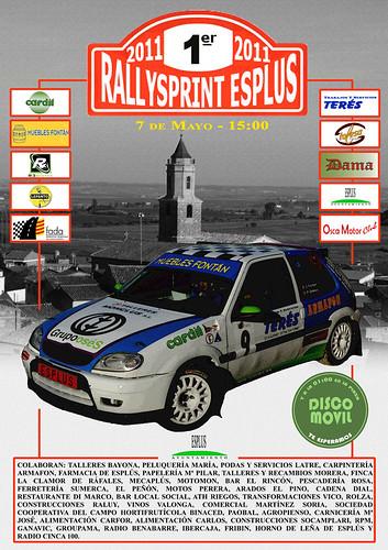 Rally Esplus 2011