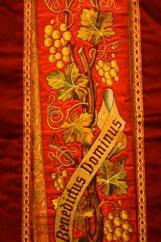 San Xavier del Bac vestmant