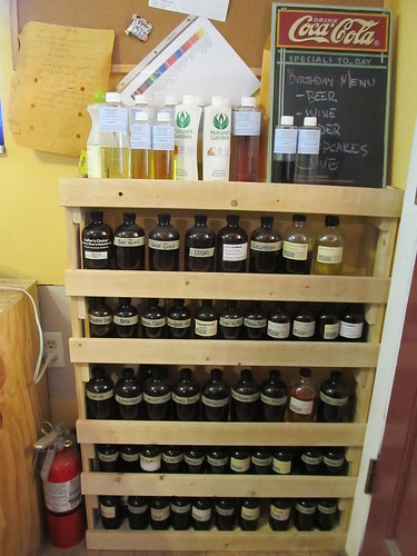 The Fragrance Shelves (overall)