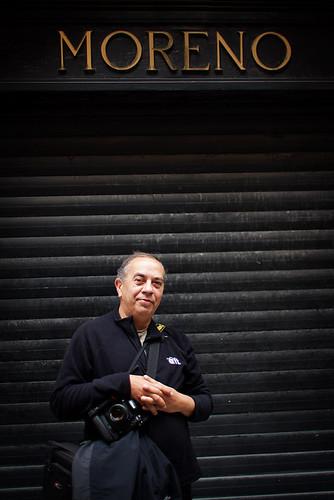 Dos Moreno por Juan-Carlos Ramos by José-María Moreno García = FOTÓGRAFO HUMANISTA