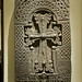 Another stone cross tablet