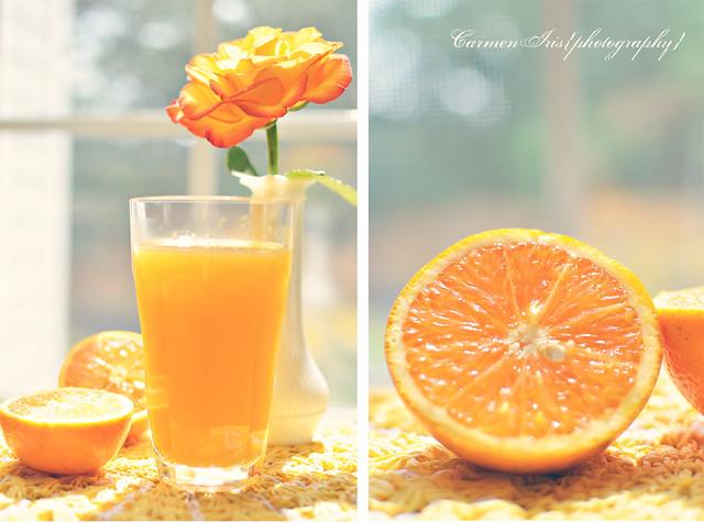 orange delight {16/52}