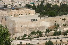 israel jerusalem oldcity templemount