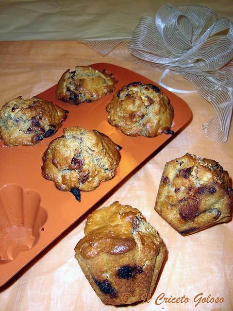 Muffins cappuccino cioccolato Dulciar