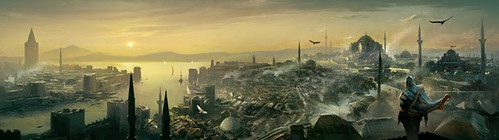 Assassins Creed Revelations Trailer and Screenshots
