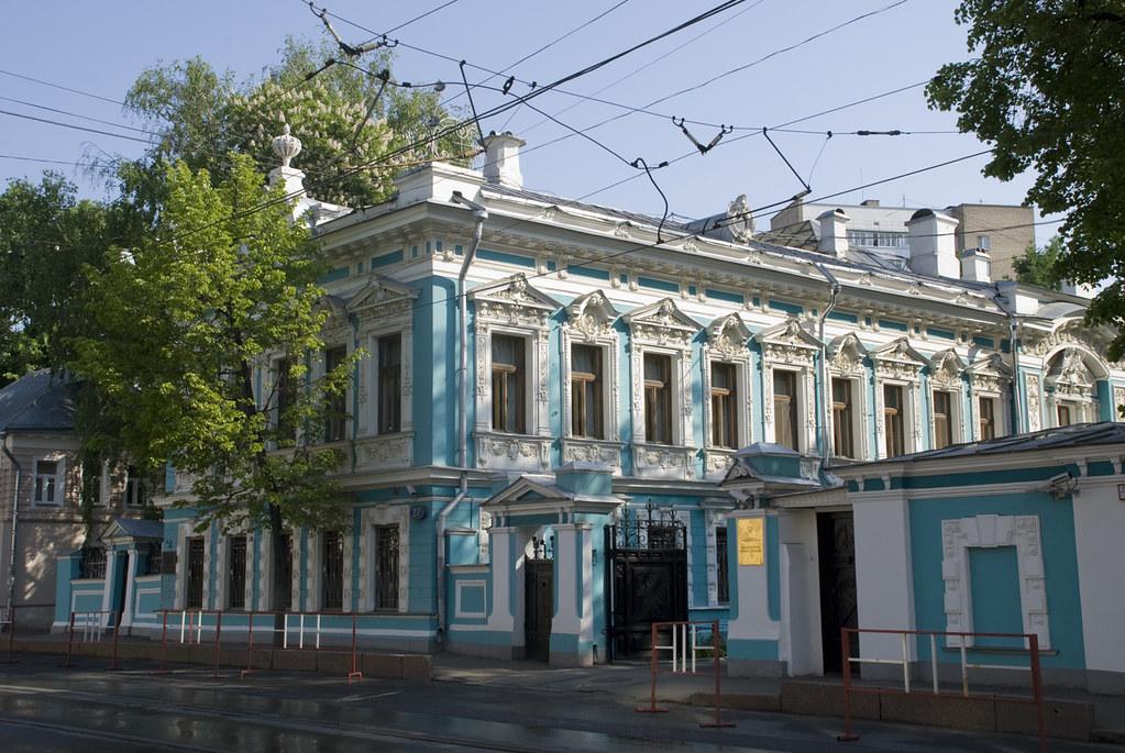 Bachrushin's Mansion