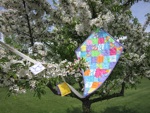 Wendy Finlay, Patchwork Kite
