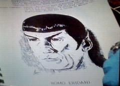 Vulcan in Races of the Federation fanzine