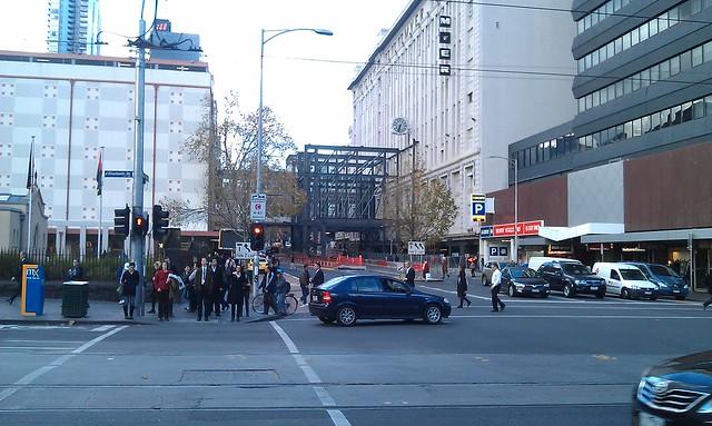 Lonsdale Street, Melbourne