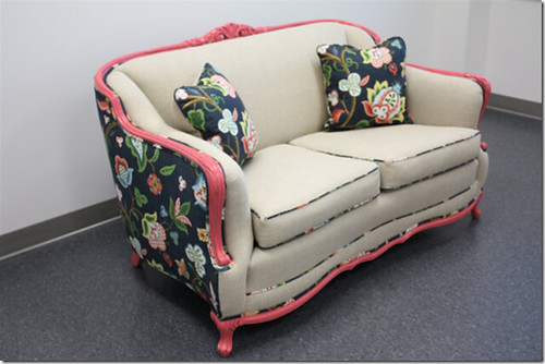 sofa via what's up whimsy