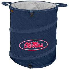 Ole Miss Trash Can Cooler