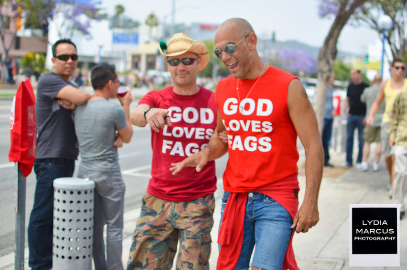 God Loves Fags