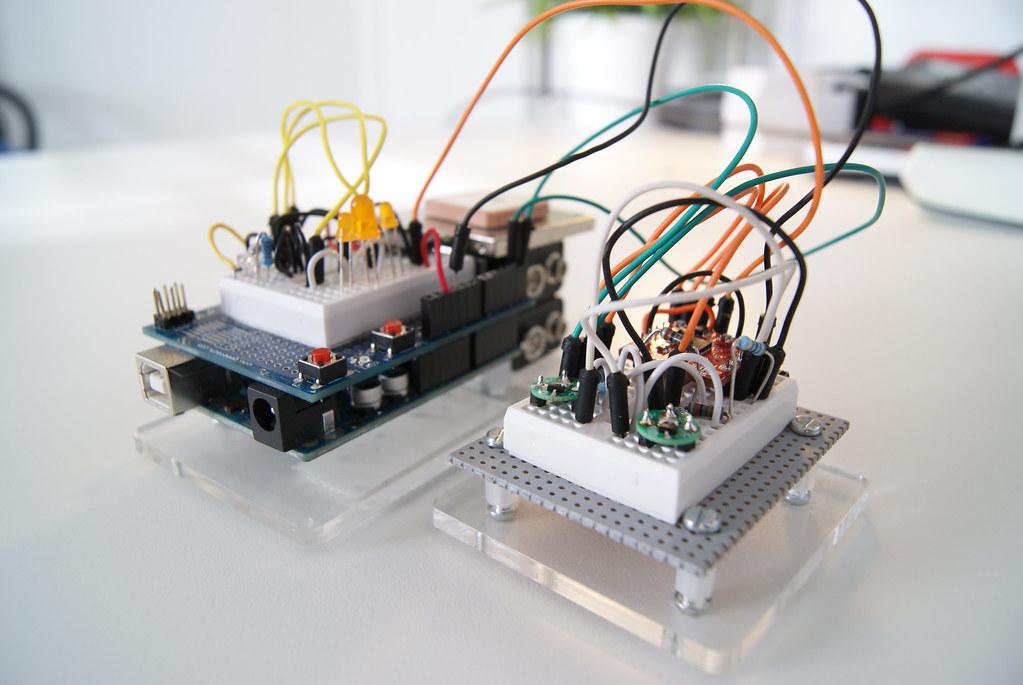Arduino GPS + Digital compass