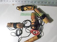 kalung pluit bambu