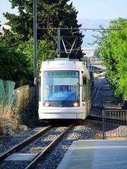 Skoda 01 (diego.lecca) Tags: sardegna public sardinia transport tram cagliari pubblico trasporto metrotranvia metrotram