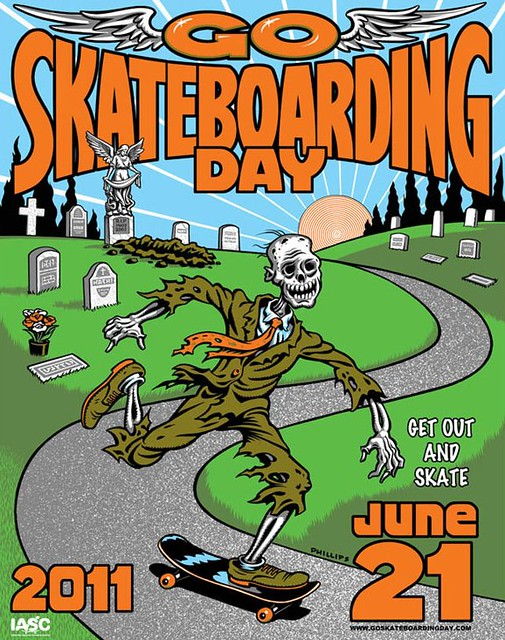 Go Skateboarding Day 2011