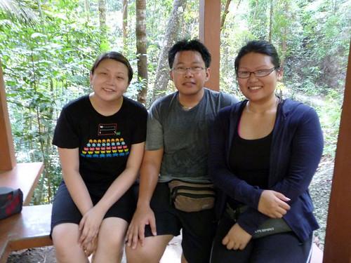 Pantai Kerachut - Suanie, Kevin, Joyce