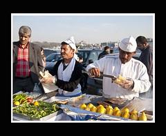 Fish Fingers (retroSPecktive) Tags: street travel food turkey olympus istanbul vendor ep2