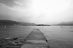 (Daniele Butera) Tags: white lake black water ferry lago major fisherman nikon perspective maggiore acqua pioggia funivia montagna bianco nero battello daniele prospettiva stresa butera pescatori d700 dbphotography stresaeventi