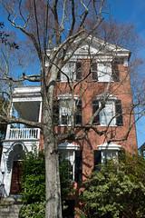 Charleston Single House Architecture (lncgriffin) Tags: travel usa architecture zeiss nikon southcarolina charleston distagon lowcountry d610 singlehouse distagon352zf hasselstreet