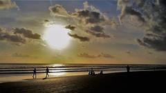 Seminyak Beach (SqueakyMarmot) Tags: travel asia indonesia bali 2016 seminyak seminyakbeach sunset