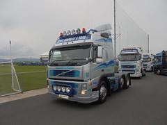 JKZ 3070 - James Donnelly & Sons Ltd of Portglenone (Jonny1312) Tags: londonderry gulladuff portglenone jamesdonnelly lorry volvo volvofm12 midulstertruckers