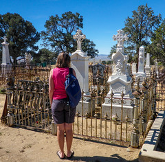 Cemetery - Austin, Nevada (ex_magician) Tags: nevada moab september 2016 roadtrip kayaking desert moik photo photos picture pictures image lightroom adobe adobelightroom interesting vacation austin cemetery funereal margo wife travelagent