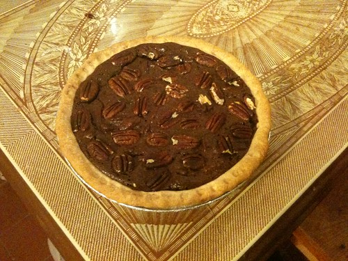 pecan pie_finished