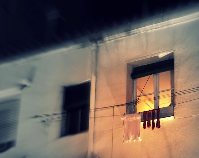 Desde su ventana