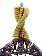 05 (Legohaulic) Tags: landscape lego alien artifact beacon