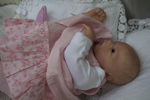 Кукла-реборн Элины Беловой