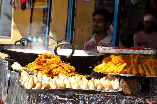 Ghangaria market