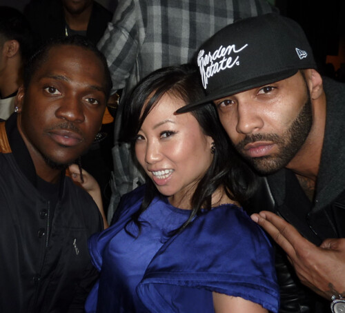 pusha, joe budden, missinfo