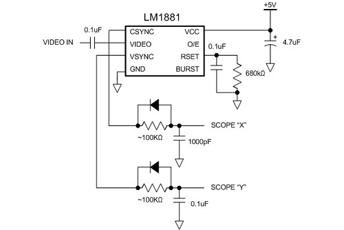 Basic Ramper Schematic