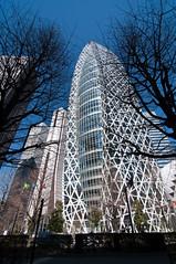 Cocoon (Juan Paulo) Tags: tower japan tokyo nikon shinjuku tokina 28 mode f28 cocoon d90 1116 gakuen 1116mm