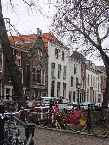 Bikes and Buildings