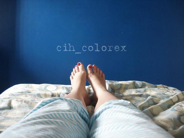 I luv blue