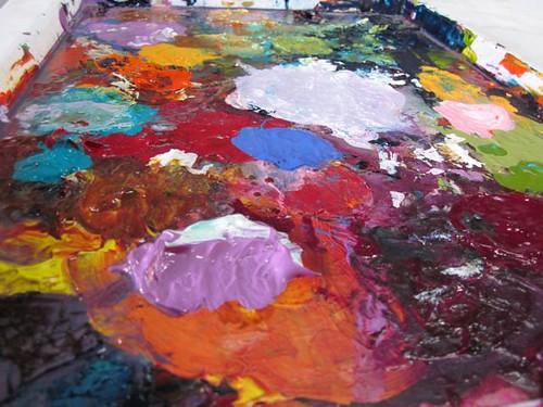 Flora's Palette