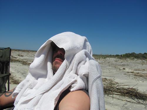 Beach Terrorist