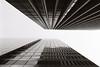 Two Towers... (Airicsson) Tags: street leica urban blackandwhite bw white black paris film vintage summicron 35 m6 streetshot