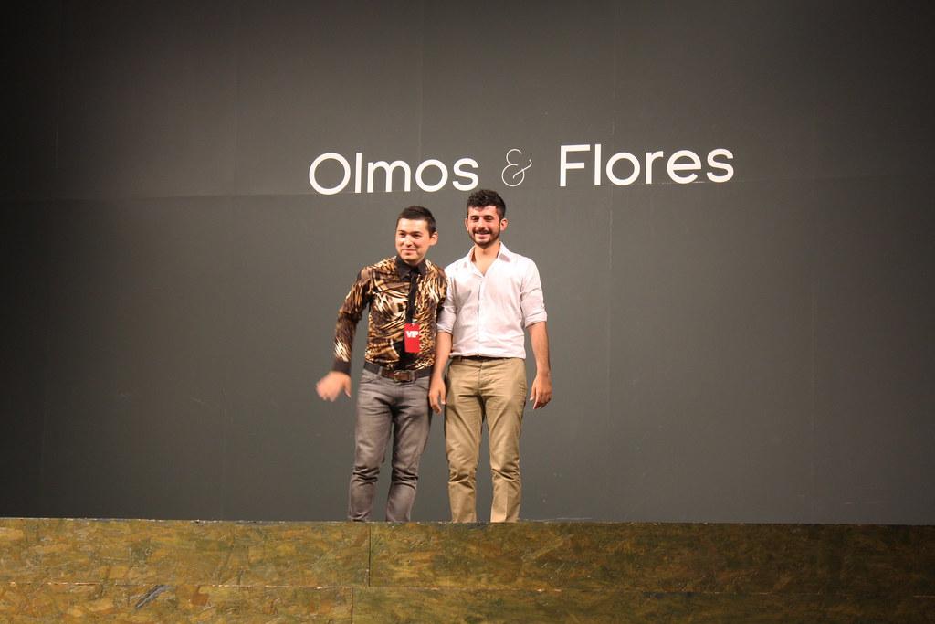 OLMOS Y FLORES F/W 11