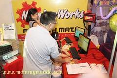 NumberWorks Booth