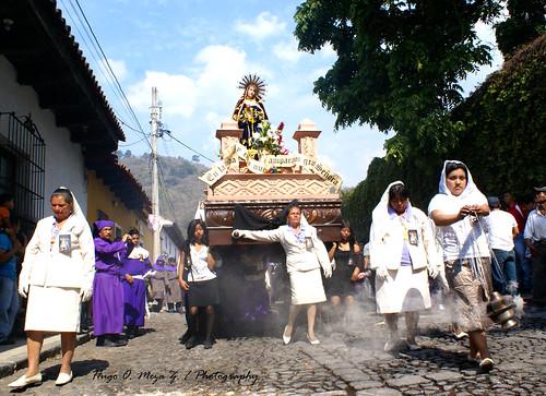 Procesión de La Iglesia de Santa Ana , Antigua Guatemala11