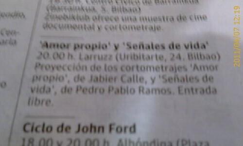 RECORTE PRENSA 7 Abril 2011 by LaVisitaComunicacion